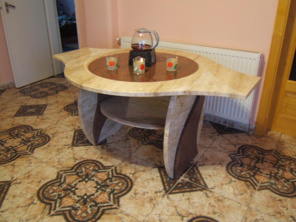 gránit asztal